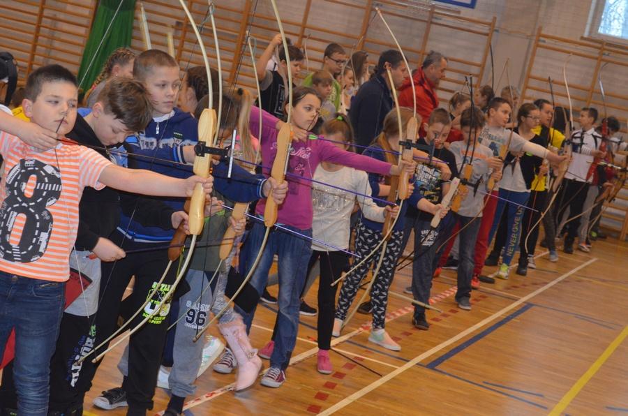 Młodzi łucznicy rywalizowali w Mąchocicach-Scholasterii