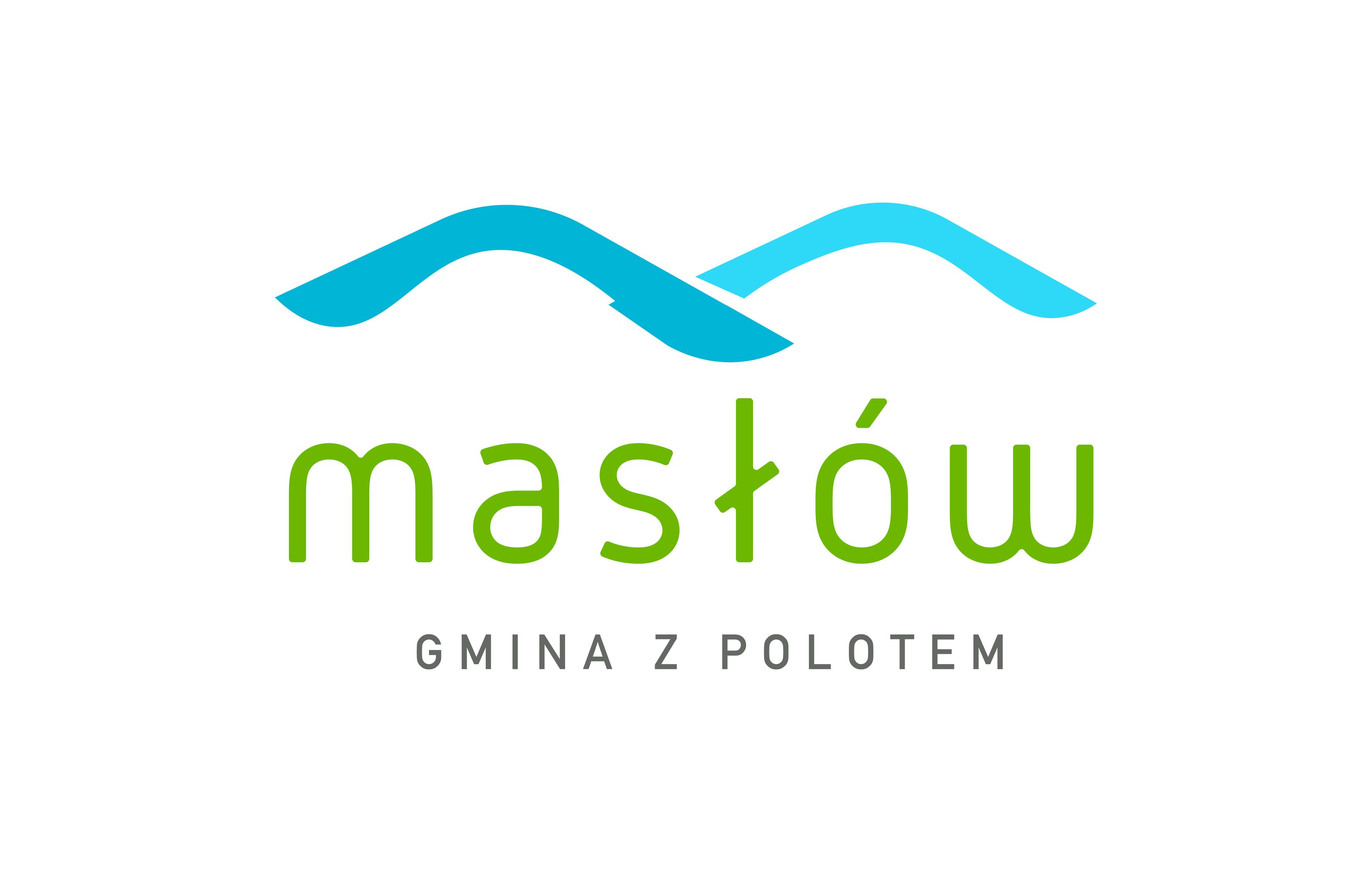 Zobacz logo promujące Gminę Masłów