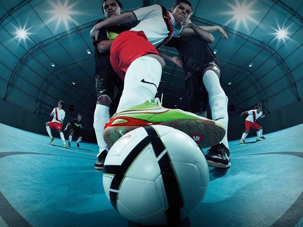 Mecz VIP-ów na zakończenie Masłowskiej Ligi Futsalu
