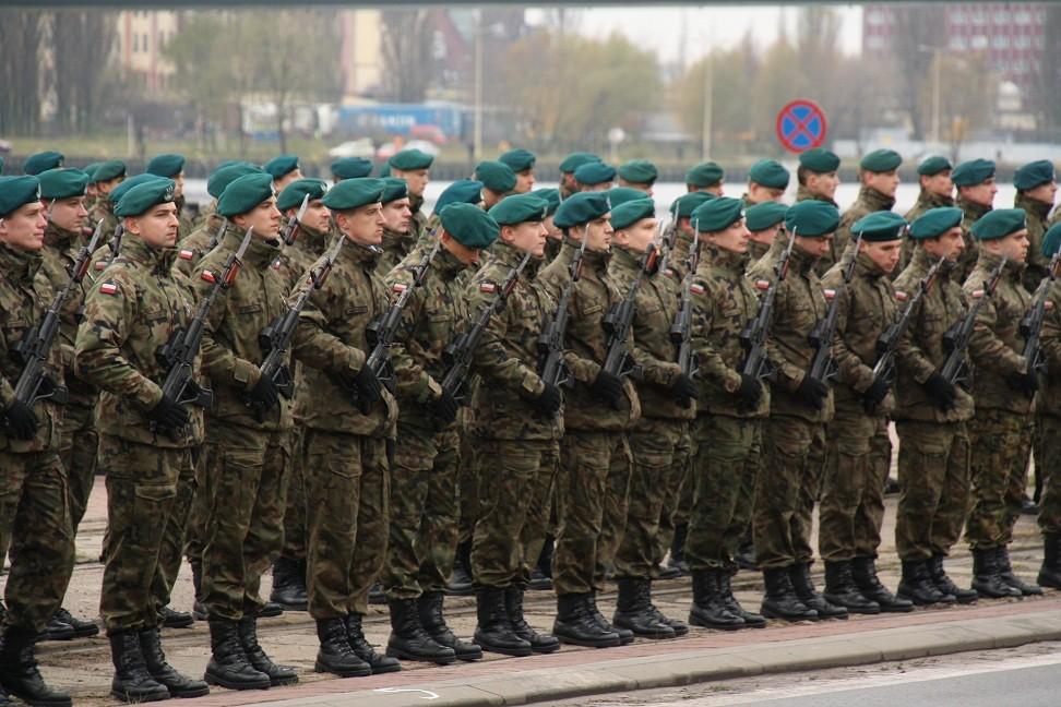 Zasady naboru iwarunki szkolenia wramach Służby Przygotowawczej