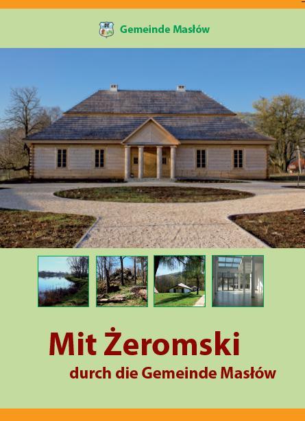 Mit Żeromski druch die Gemeinde Masłów - publikacja do pobrania